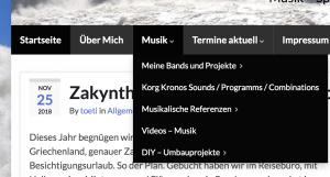 Korg Kronos Sound