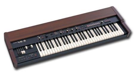 Roland VK8 Orgel